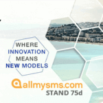 Allmysms.com au salon INNOVATIVE CITY Nice 5-6 juillet 2017